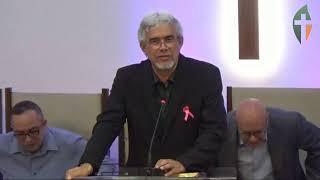 XVI Clínica Familiar- 26/10/2019 - Rev. Josemar Gomes