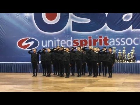 USA NATIONALS 2016 - 1st Place - West Covina High School All Male Dance Team