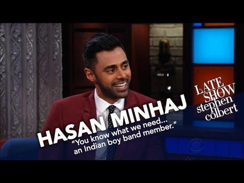 Hasan Minhaj And Stephen Compare WH Correspondents' Dinner ...
