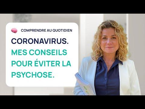 Coronavirus: 5 conseils de psy pour éviter la psychose