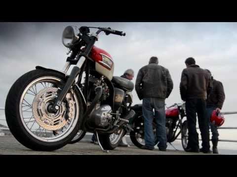 Classic British Bikes Reborn