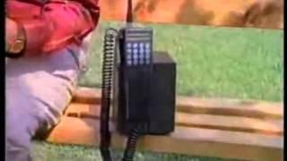Viejo teléfono celular comercial   YouTube