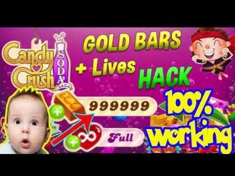 🔥 Candy Crush Saga Hack For Android/iOS ✅ Candy Crush Saga MOD APK Get Free Gold Boosters