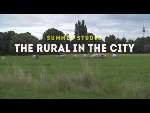 "Summer School ""The Rural in the City"""