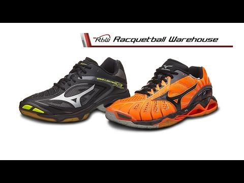 Men's Mizuno Wave Tornado X & Wave Lightning Z3 Shoes   MID & LOW