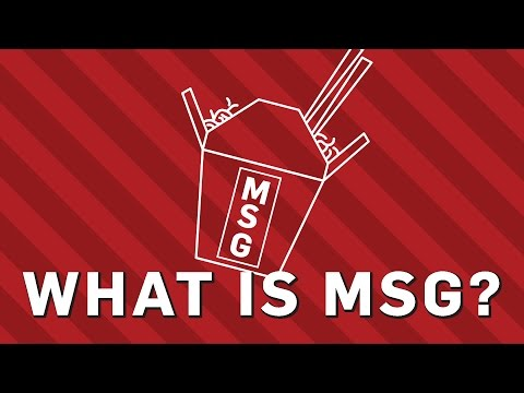 What is MSG? | Earth Lab