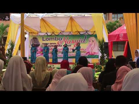 Alhamdulillah - Wani (Nasyid by SMPN 1 Bukittinggi)