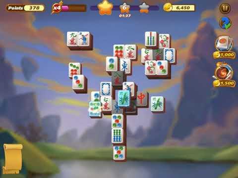 Mahjong Magic Islands | London | Level 3 London Latern