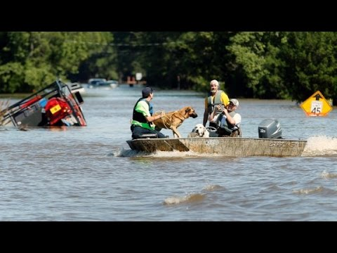 Flooding from Matthew devastates eastern North Carolina