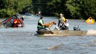 Flooding from Matthew devastates eastern North Carolina thumbnail
