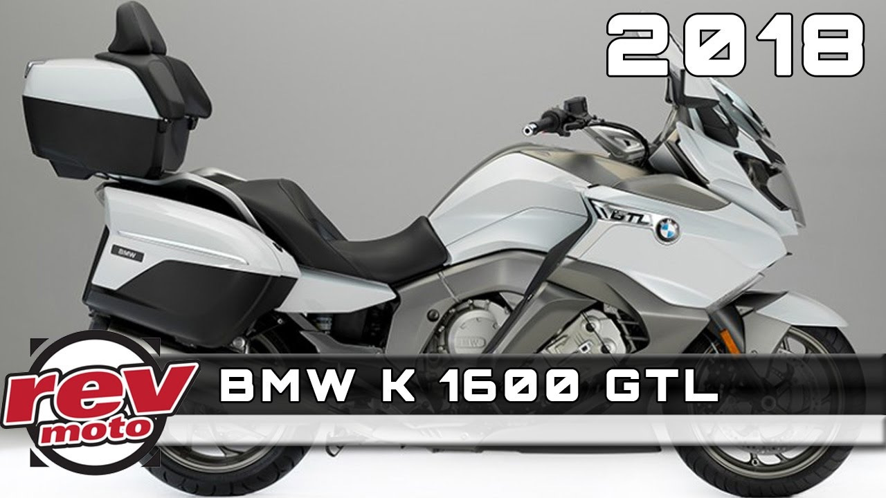 2018 Bmw K 1600 Gtl Review Rendered Price Specs Release Date Youtube