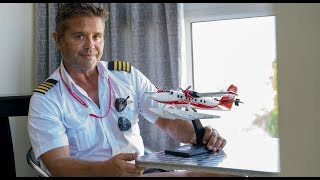 """Barefoot Pilots of""""Trans Maldivian Airways"""" (TMA), presented by Captain Andrew Farr"""