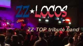 Gimme All Your Lovin' / Sharp Dressed Man (ZZ TOP) - ZZ Locos live