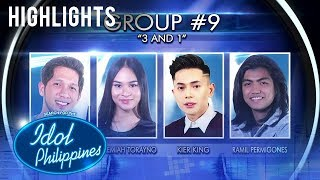 Meet the 3 And 1 | Theater Round | Idol Philippines 2019