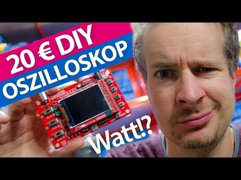 20 € DIY Oszilloskop
