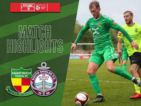 Nantwich South Shields Goals And Highlights