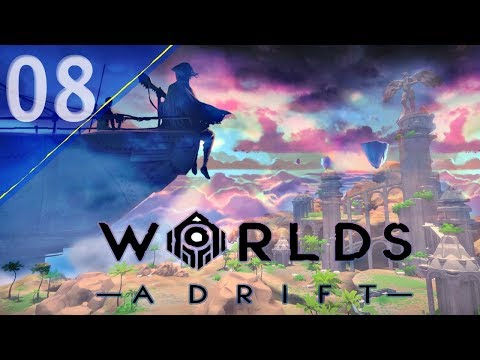 The Island of Things! And Stuff!   Worlds Adrift #8