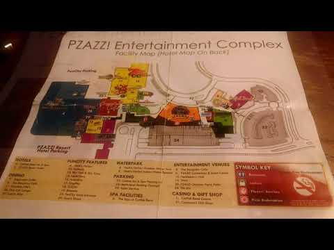 Superman Pzazz!™exciting entertainment capital of the world