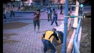 Dead Rising 2 Pc gameplay Q6600 gtx260