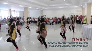 Video Juara 1 Hand Hygiene Dance Kab. Sragen tahun 2015 download MP3, 3GP, MP4, WEBM, AVI, FLV Juni 2018
