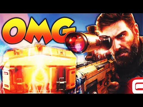 OPENING *NEW* SUPPLY DROPS ON iPhone!? (OMG!) Sniper Fury better than Call of Duty?