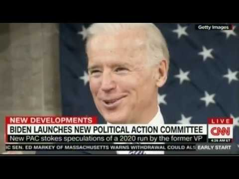 Biden launches new political action committee, run for President next