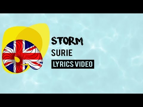 United Kingdom Eurovision 2018: Storm - SuRie [Lyrics]