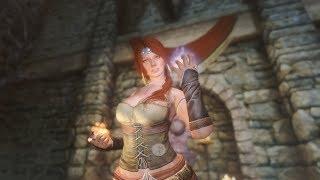 Skyrim - делаем персонажа с нуля