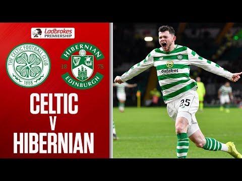 Celtic 2-0 Hibernian   Christie & Burke Continue Hoops' Winning Streak!   Ladbrokes Premiership