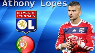 Anthony Lopes - Best Saves - Olympique Lyonnais / Portugal