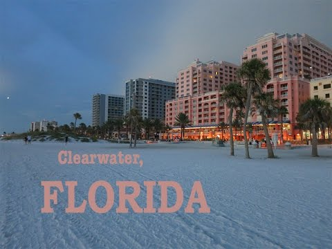 Vacation Travel Video | Clearwater, Florida 2016