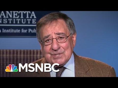 Leon Panetta: Dangerous To Take Preemptive Strike On North Korea | Andrea Mitchell | MSNBC
