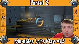 Portal 2 - The Return of Potato Glados!  - Mumbles Let