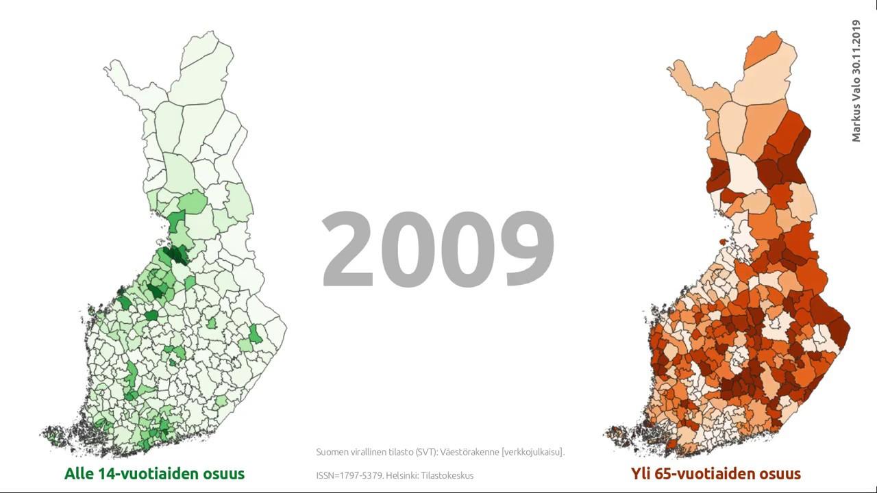 Väestörakenne