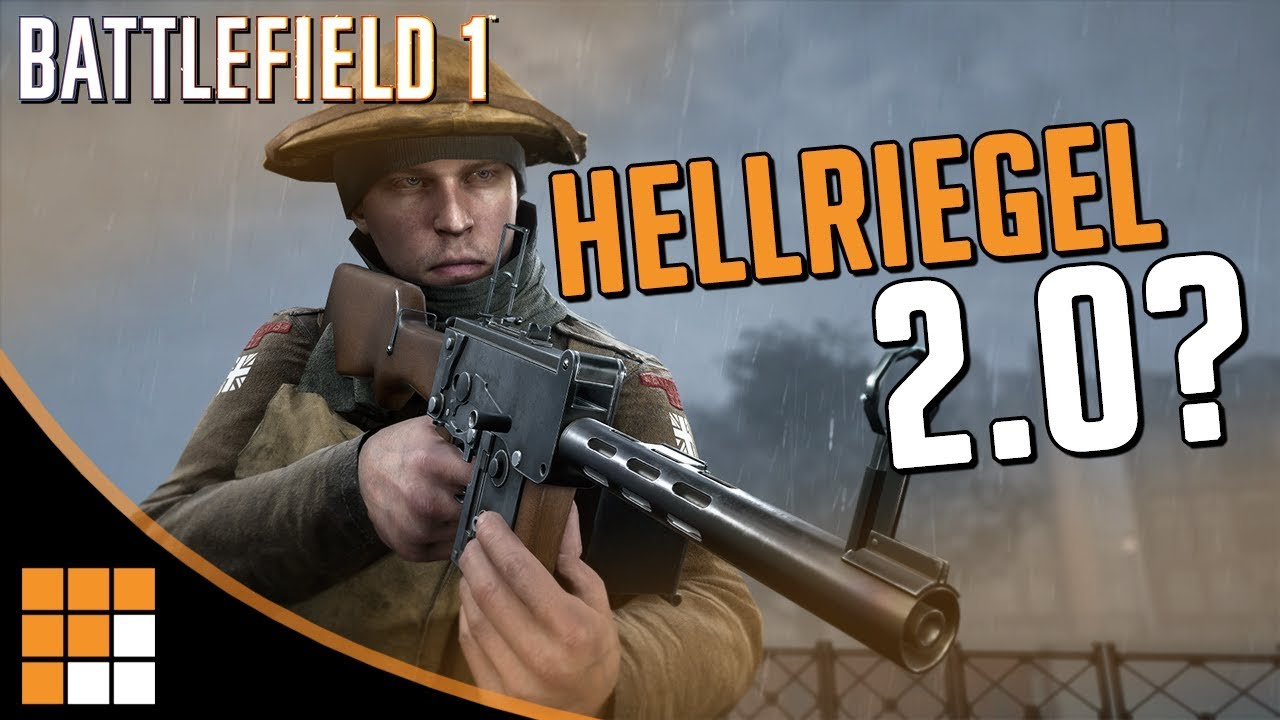 Hellriegel 2.0? DICE Plans Gamechanging Buff to SMG 08/18
