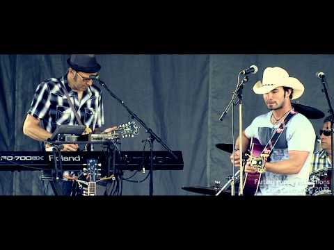 THE TYLER WHELAN BAND - Wagon Wheel - Live - Rockin River Music Fest 2012 by Gene Greenwood