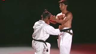 Uechi Ryu Pangai Noon Karate 1 - Уэчи Рю Каратэ, часть 1