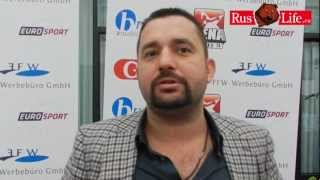 Ahmet Öner über Klitschko, Solis und Boxen in Deutschland
