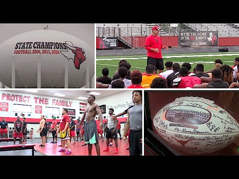 Cedar Hill High : ( Dallas, TX ) Dog Days of Summer Tour 2016 : The Road To State