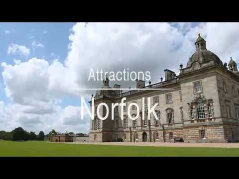Norfolk Attractions, Norfolk, England