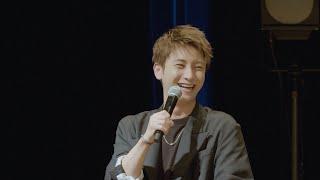 與 真司郎 / SHINJIRO ATAE (from AAA)『TALK SHOW 2021メイキング~HONEY~』