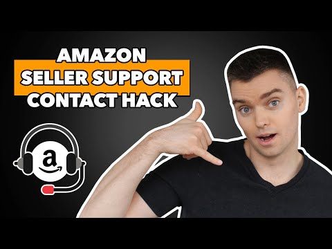 How To Contact Amazon Seller Support (Secret Hack!)