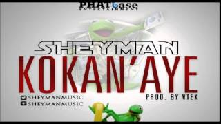 Sheyman -  Kokan Aye (OFFICIAL AUDIO)