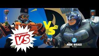 ARMS - Insomnia63 Semi-Final: (W) Penzo vs. (L) Grimwood (Nintendo Switch)