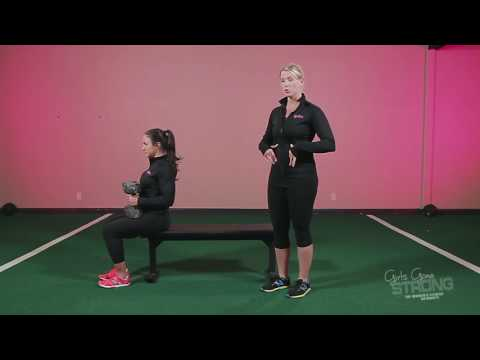 Neutral Grip Dumbbell Bench Press - Modern Woman's Guide to Strength Training