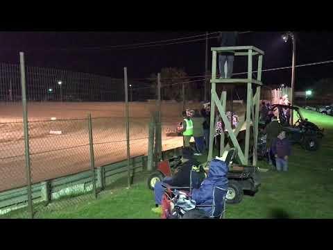 Charleston Speedway 10/13/18