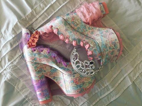 @QueenieIto | YRU x Sanrio Little Twin Stars Ballet Baes Unboxing & Review