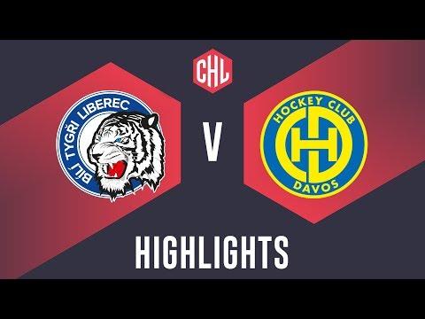 Highlights: Bílí Tygři Liberec vs. HC Davos