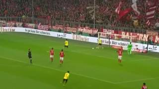Dortmund  vs Munich Bayern 3-2 All Goal & Highlights ~Bundesliga (28/04/2017)
