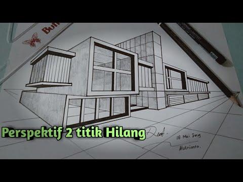 Cara Menggambar Gedung Perkantoran Gambar Teknik Otomotif Youtube